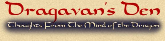 Dragavan's Den Logo